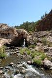 Ny sodavattenfördämning - Mexiko Royaltyfri Foto