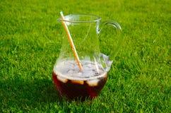 ny sommar för drink Arkivbild