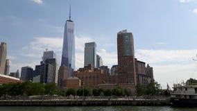 NY Stad Royalty-vrije Stock Afbeelding