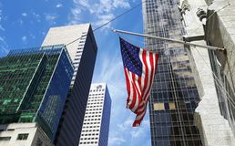 NY Stad Stock Foto's