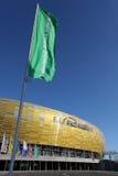 ny stadion för euro 2012 Arkivfoton