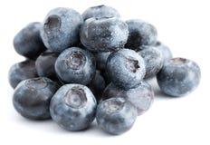 ny stapel för blåbär Arkivfoto