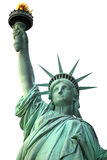 NY Statue of Liberty Stock Image