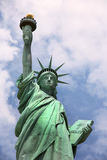 ny staty USA york för frihet Arkivbilder