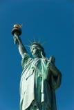 ny staty york för frihet Arkivfoton