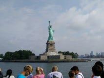 ny staty york för frihet Royaltyfri Foto