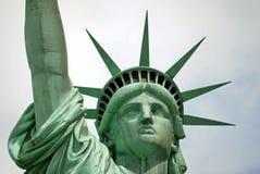 ny staty york för frihet USA Royaltyfria Bilder