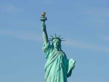 ny staty york för stadsfrihet Fotografering för Bildbyråer