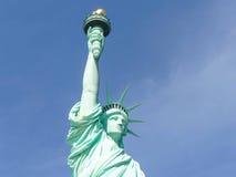 ny staty york för stadsfrihet arkivfoto