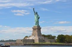 ny staty york för stadsfrihet Royaltyfria Bilder