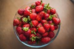 ny strawbery Royaltyfria Bilder