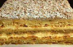 Ny tårta Fotografering för Bildbyråer