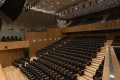 ny teater Royaltyfria Bilder