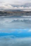 ny tekapo zealand för lake Fotografering för Bildbyråer