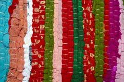 Wełny tekstura Fotografia Stock