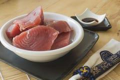 Ny tonfisk Royaltyfria Foton