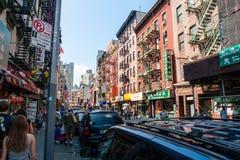 ny town york för porslinstad royaltyfri bild
