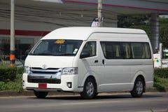 Ny Toyota pendlareskåpbil Royaltyfria Foton