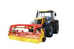 ny traktor Arkivbilder