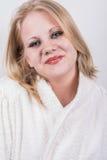 Ny ung kvinna för sund och tidig fågel Royaltyfria Bilder