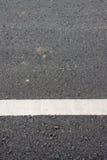 ny väg för asfalt Arkivbild