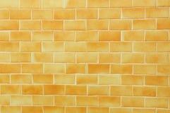 ny vägg för bakgrundstegelsten Royaltyfria Foton