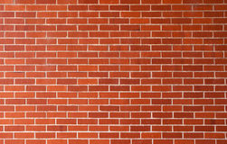ny vägg för tegelsten Royaltyfri Foto