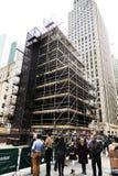 NY van de Boommanhattan New York van Christmans van het Rockefellercentrum Stock Foto