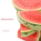 ny vattenmelon Fotografering för Bildbyråer