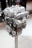 Ny Volvo motor på den auto mobila internationalen Arkivbilder