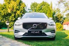 Ny Volvo XC60 bil 2018 arkivfoton