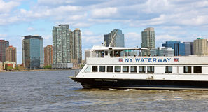 NY Waterway Royalty Free Stock Image