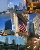 ny yor för montage Arkivbild