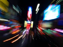 NY Zeitquadrat Lizenzfreie Stockfotos