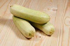 Ny Zucchini Royaltyfri Bild
