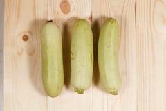Ny Zucchini Royaltyfri Fotografi