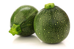 ny zucchini för round s Royaltyfria Foton