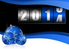 2014 nya år Arkivbild