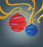 nya år för boll Royaltyfri Bild