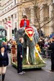 Nya år ståtar Royaltyfri Bild