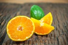 nya apelsiner Fotografering för Bildbyråer