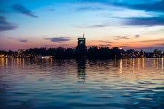 Nya Belgrade Royaltyfria Foton