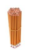 nya blyertspennor Royaltyfria Bilder