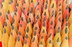 nya blyertspennor Fotografering för Bildbyråer