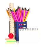Nya blyertspennor Royaltyfri Foto