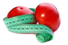 nya bundna tomater för cm Royaltyfri Fotografi