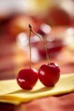 Nya Cherry Arkivfoton