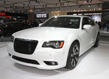 Nya Chrysler Fotografering för Bildbyråer