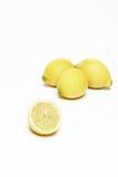 nya citroner fotografering för bildbyråer