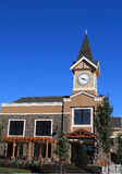 Nya Clocktower Royaltyfria Bilder